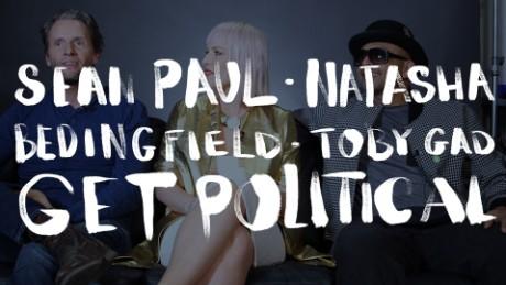 sean paul natasha bedingfield toby gad get political artists mullery