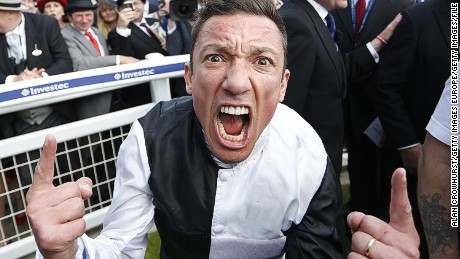 Dettori's incredible year in pictures.