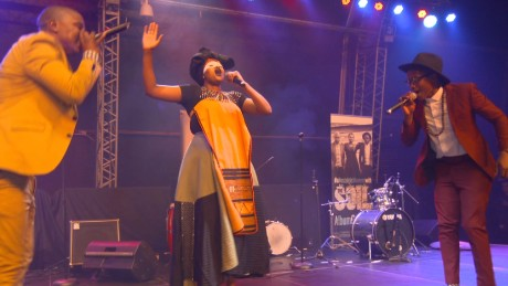 South African music: Blending old with the new
