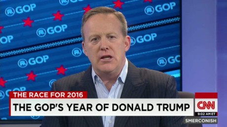 exp Sean Spicer: We want to win_00002001