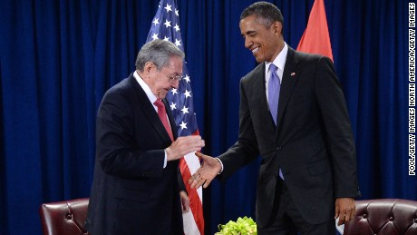 Obama hopes arrival in Cuba will bring change