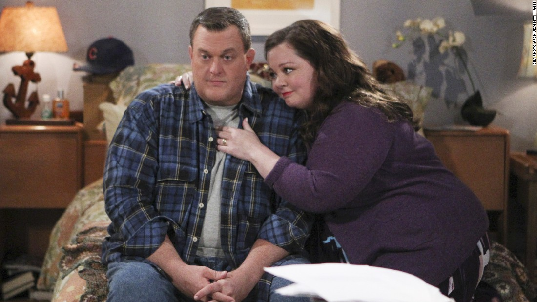 "The sixth season for ""Mike & Molly,"" starring Melissa McCarthy and Billy Gardell (left) will be both <a href=""https://twitter.com/BillyGardell/status/672648563508178944"" target=""_blank"">short and final</a>,<a href=""https://twitter.com/melissamccarthy/status/676496331272142849"" target=""_blank""> the actors announced</a> via Twitter.  When the show returns January 6, there will be just 13 episodes, compared the show's previous 22-episode seasons. McCarthy was nominated three times and won a Emmy once for her portrayal of Molly Flynn."