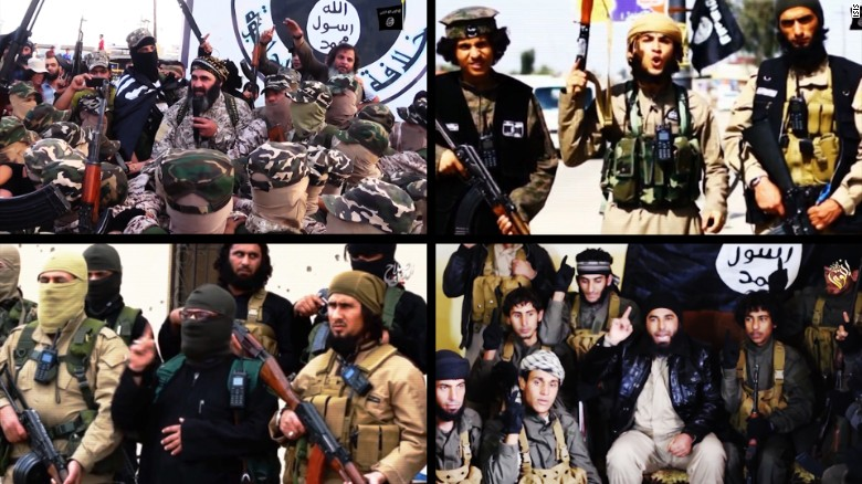 Is ISIS changing its strategy?