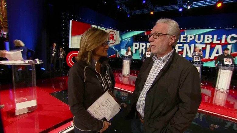 How Wolf Blitzer prepares to moderate debate