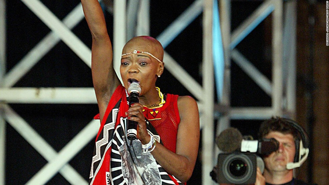 Top 10 Most Powerful female singers in Africa (See if your ...