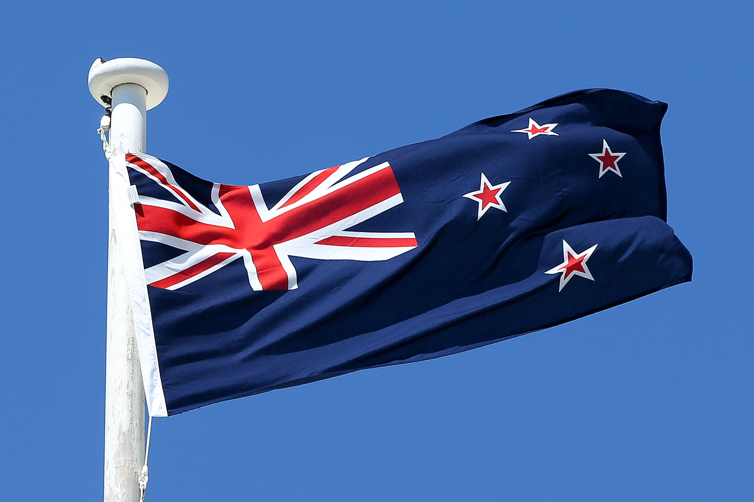 New Zealand rejects changing flags - CNN