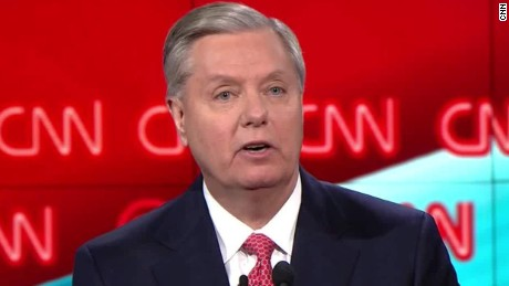 Graham: 'If you want to win this war, follow me'