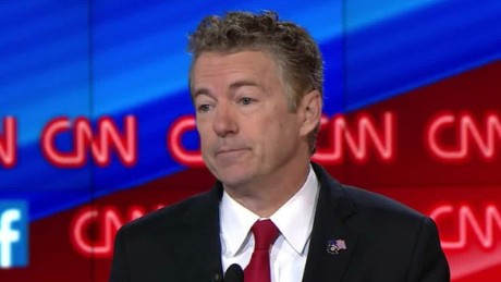 Rand Paul questions Donald Trump's candidacy