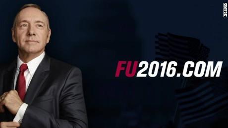 house of cards Netflix frank underwood debate debut mock ad vstan jnd orig pkg _00002316