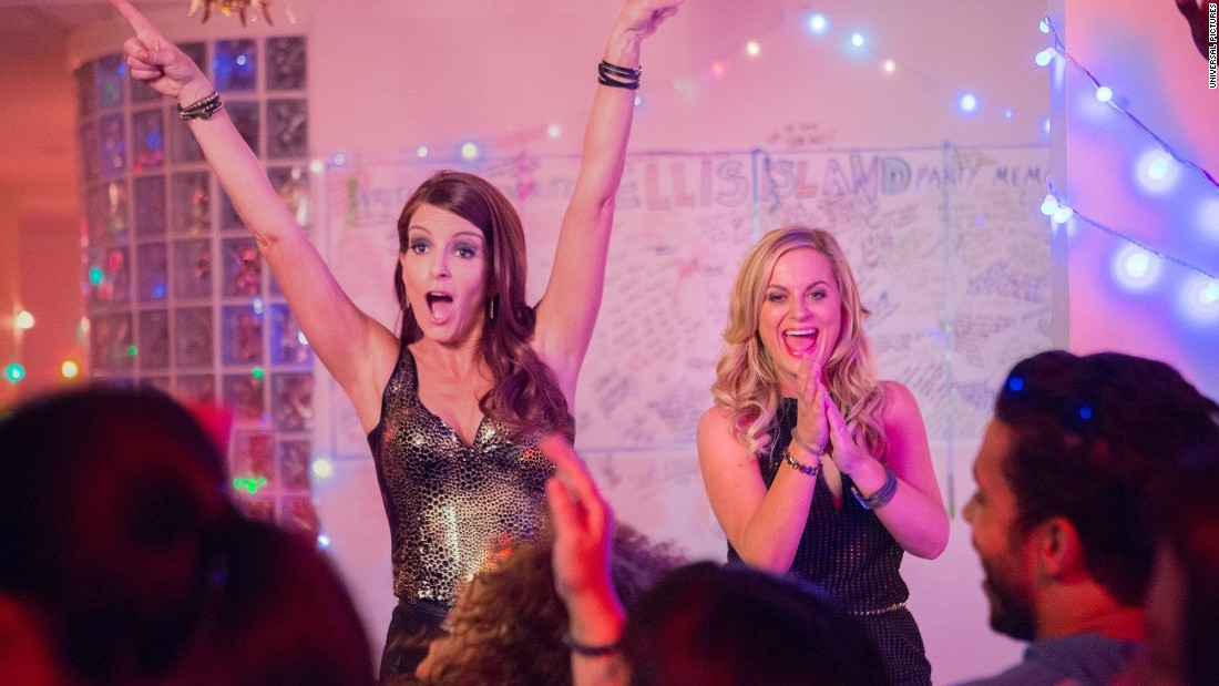 "<strong>""Sisters""</strong> : Real life best friends Tina Fey and Amy Poehler star as siblings who couldn't be more different in this big screen comedy. <strong>(HBO Now) </strong>"