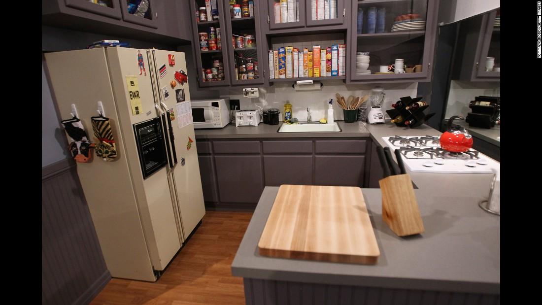 Seinfeld New Kitchen