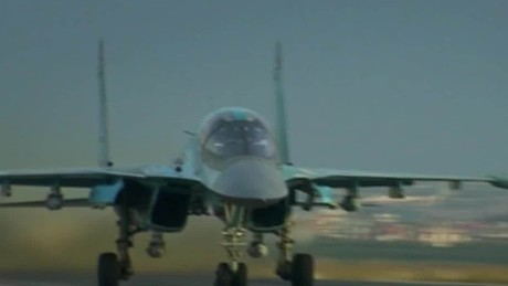 Rare Access: Inside Russian airbase in Syria