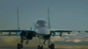 レアアクセス:シリアのロシア空軍基地内部