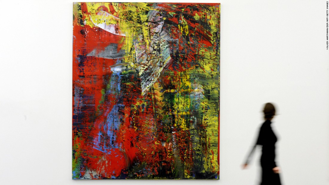 Most Expensive Paintings By Living Artists