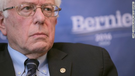 Sanders campaign suspended from DNC database
