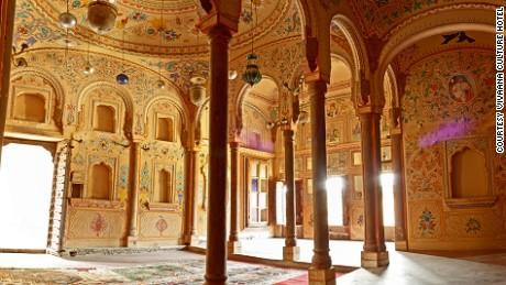 India Haveli Vivaana Culture Hotel