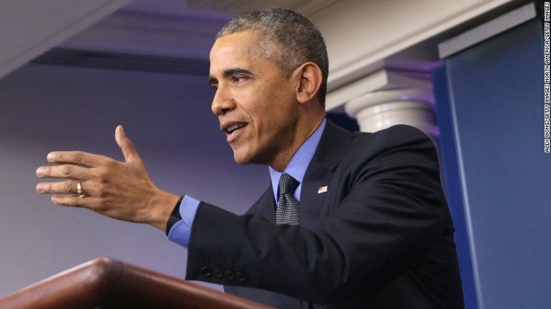 Obama slams GOP on climate change