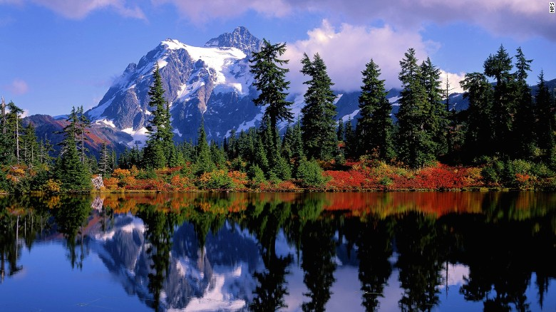 In spite of its beauty, North Cascades National Park attracted just 24,000 visitors in 2014.