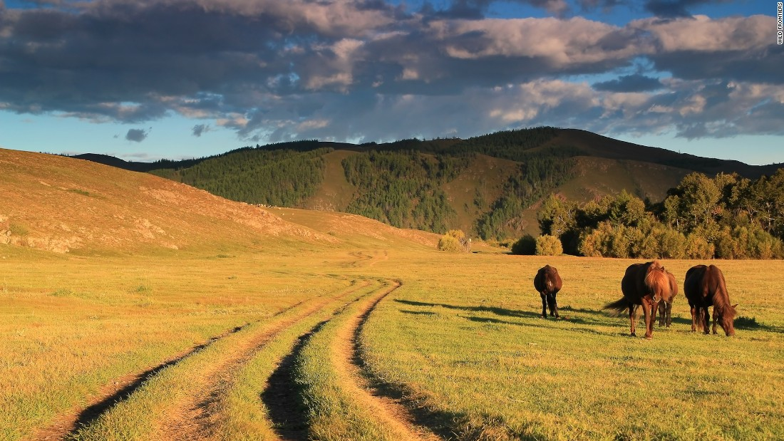 """Mongolia is yet to hit mainstream,"" says Tom Bodkin, CEO of travel company Secret Compass. ""Travel feels authentic, gritty and real for true isolation."""