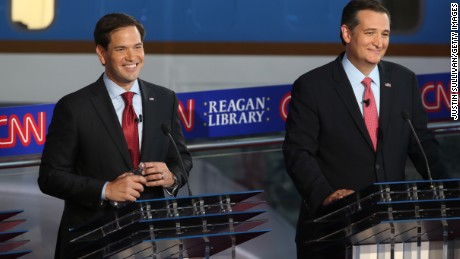 On the road with Cruz and Rubio
