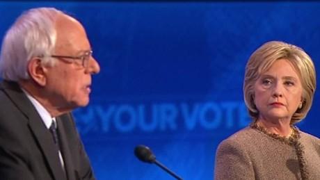 Bernie Sanders addresses data breach controversy