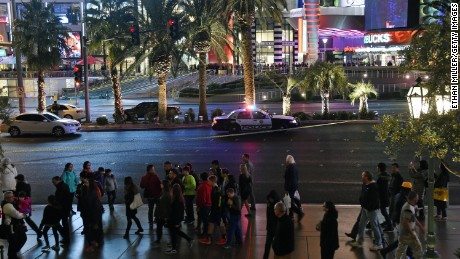 Las Vegas crash suspect charged with murder