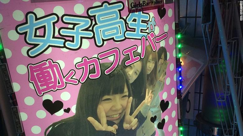 prostituées tokyo