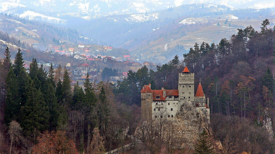 Sure, there's so much more to Romania than Transylvania. But its vast and varied landscapes, filled with skyline-piercing castles and churches don't disappoint.