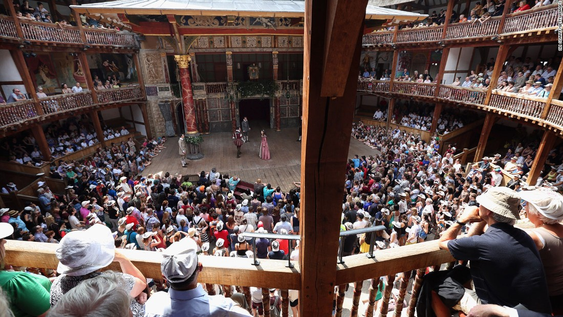 The legendary British bard shuffled off this mortal coil 400 years ago.  To celebrate, top UK theater companies will be lifting the curtains on special productions in his old haunts.