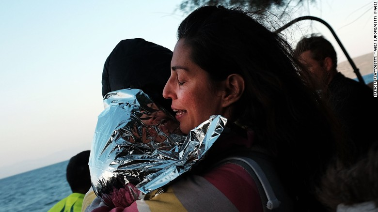 Our World in 2015: The refugee crisis