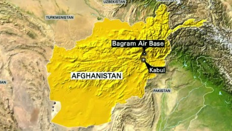 6 Americans killed by explosion in Afghanistan