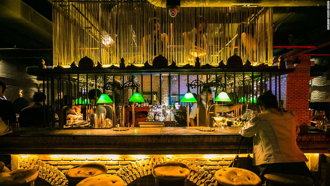9 Of Bangkok S Most Beautiful Bars Cnn Com