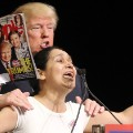 Donald Trump superfan myriam witcher