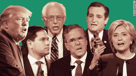 story news politics elections poll trump cruz rubio clinton sanders