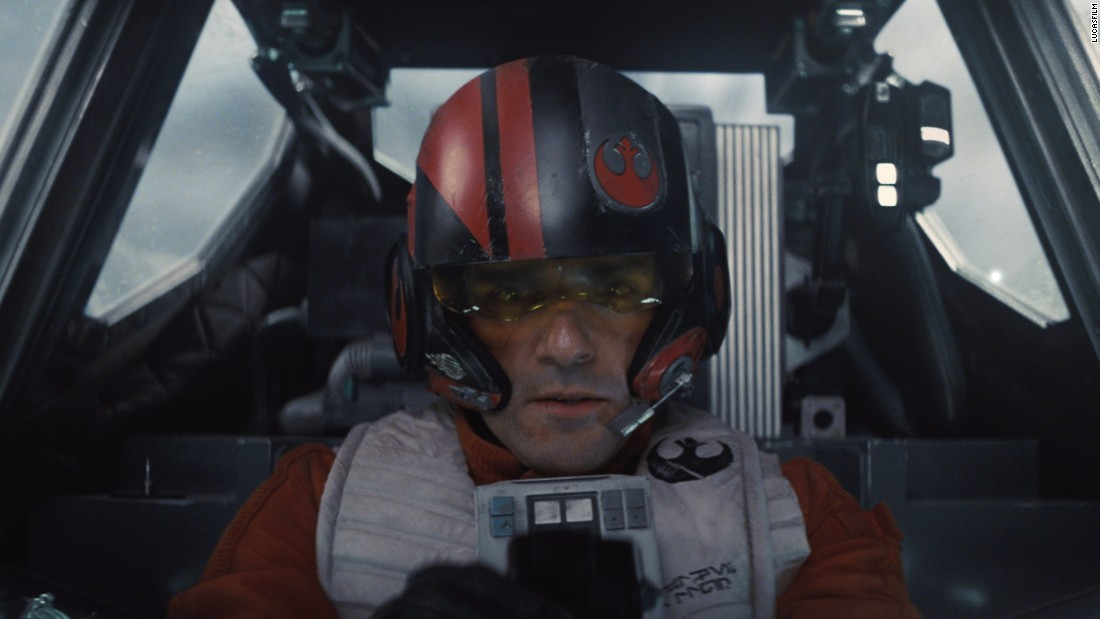 "<strong>Poe Dameron</strong> (Oscar Isaac), a hotshot pilot and member of the Resistance. Issac is on a hot streak, starring as a creepy artificial intelligence designer in ""Ex Machina"" and a depressed musician in the Coen brother's ""Inside Llewyn Davis."" An actor who doesn't shy away from franchises, he's also set to appear in ""X-Men: Apocalypse"" this summer."
