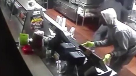 Taco joint turns robbery footage into hilarious ad