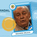 FIFA scandal collector cards Deluca