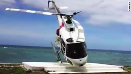 helicopter crash video tourists Fiji_00000000.jpg