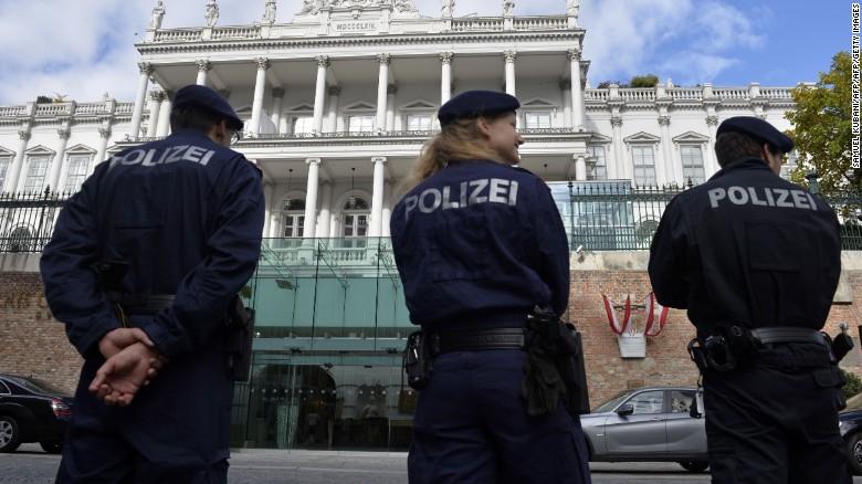 Vienna police terror attacks europe nr_00000000