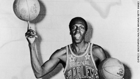 Harlem Globetrotter dead at 83