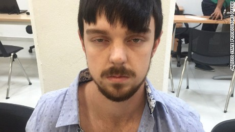 Ethan Couch was detained in Mexico.