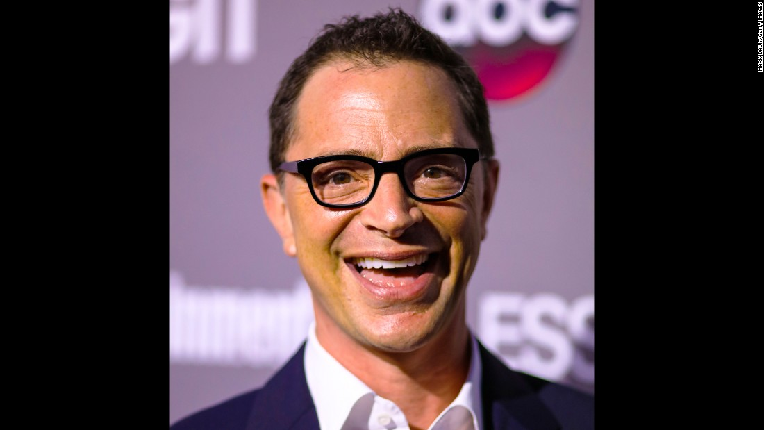 """There is no """"Scandal"""" to it. Co-star Joshua Malina hit the big 5-0 on January 17."""