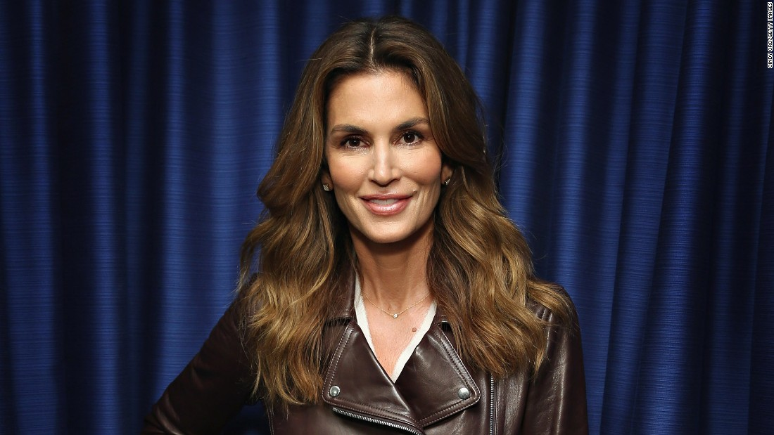 Cindy Crawford is aging well, which is exactly what we expected from the supermodel. She celebrated her 50th on February 20.
