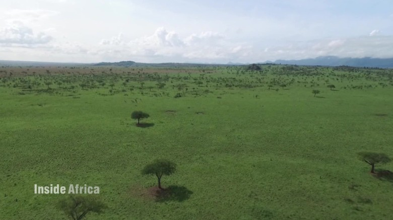 The remote beauty of the Kidepo Valley National Park