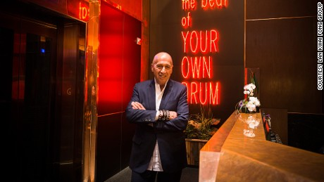 "Allan Zeman, ""the father of Lan Kwai Fong."""