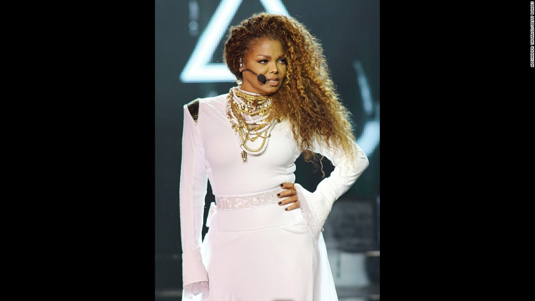 She's still in control. Of course we are talking about Ms. Jackson if you're nasty. Superstar Janet Jackson hits her milestone on May 16.