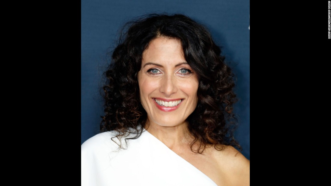 """""""House"""" co-star Lisa Edelstein marks 50 years on May 21."""