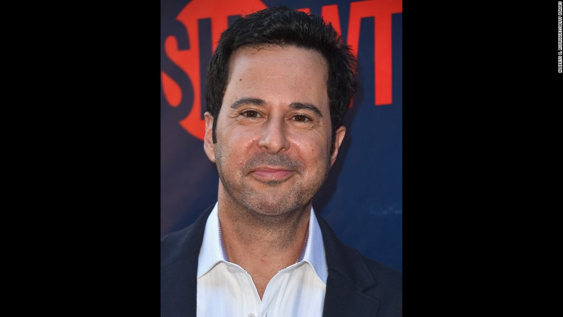"""""""Weekend at Bernie's"""" co-star Jonathan Silverman had his special day on August 5."""