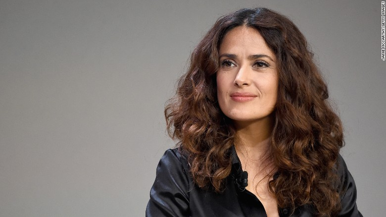 Salma Hayek Who killed salma hayek's dog? - cnn.com