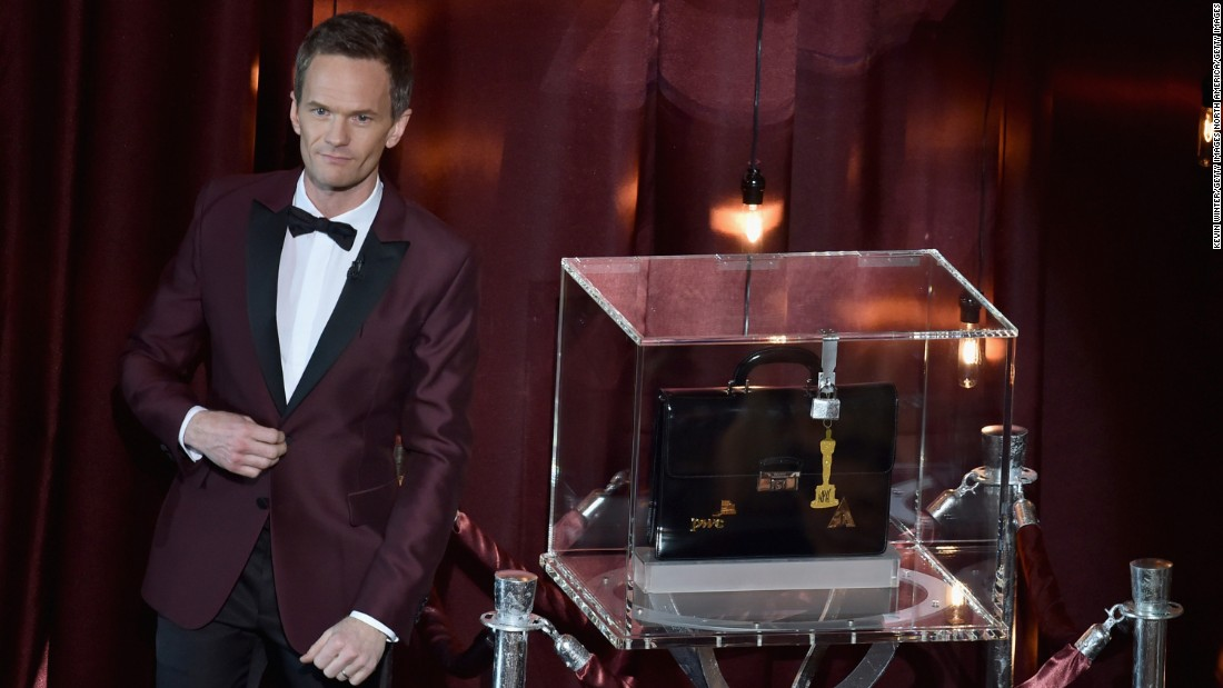 "Neil Patrick Harris is another performing threat, but he's proven he can handle hosting duties. He's done the Emmys, the Oscars and his own show, ""Best Time Ever with Neil Patrick Harris."""
